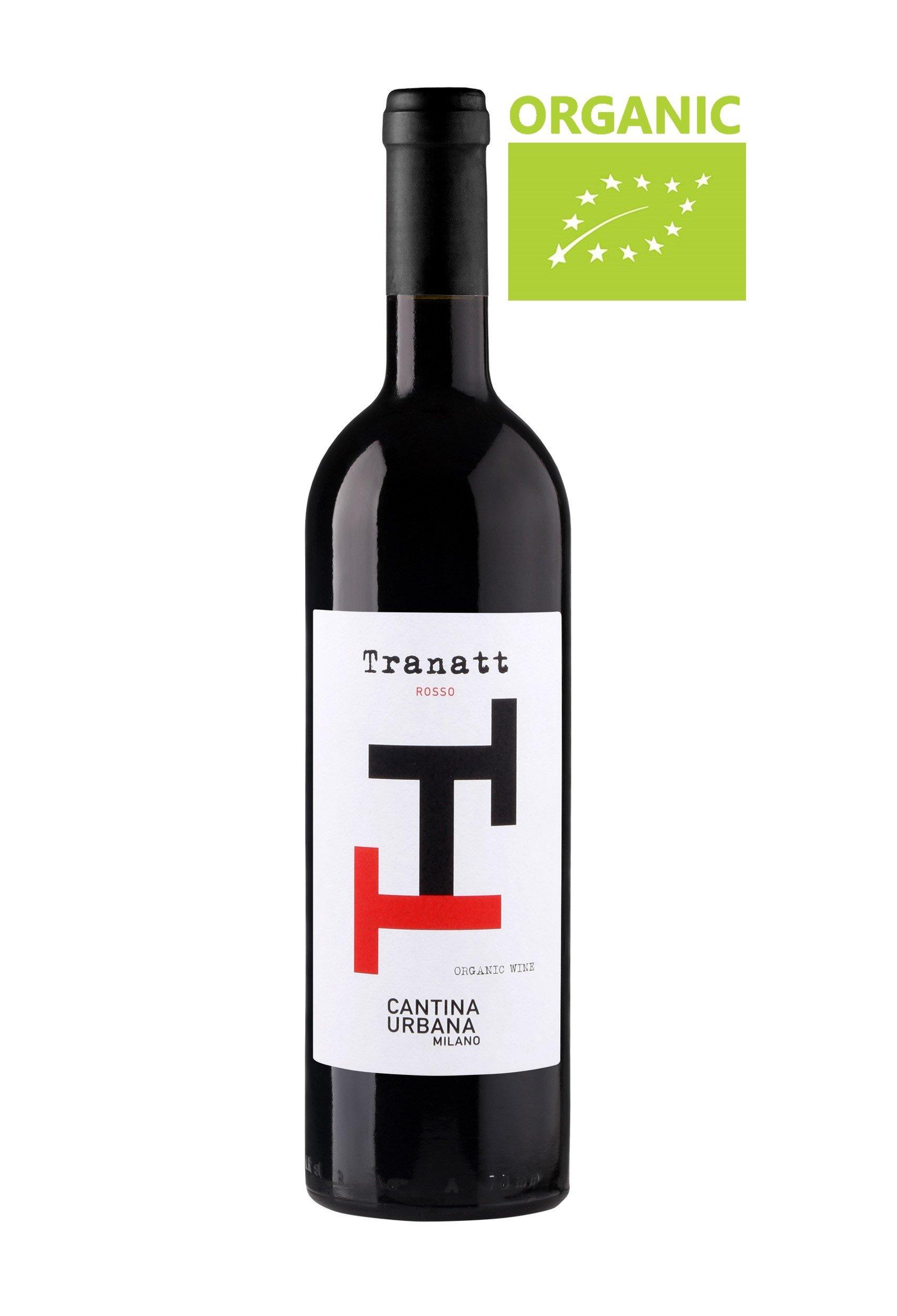 Tranatt Rosso Organic (6 bottiglie)