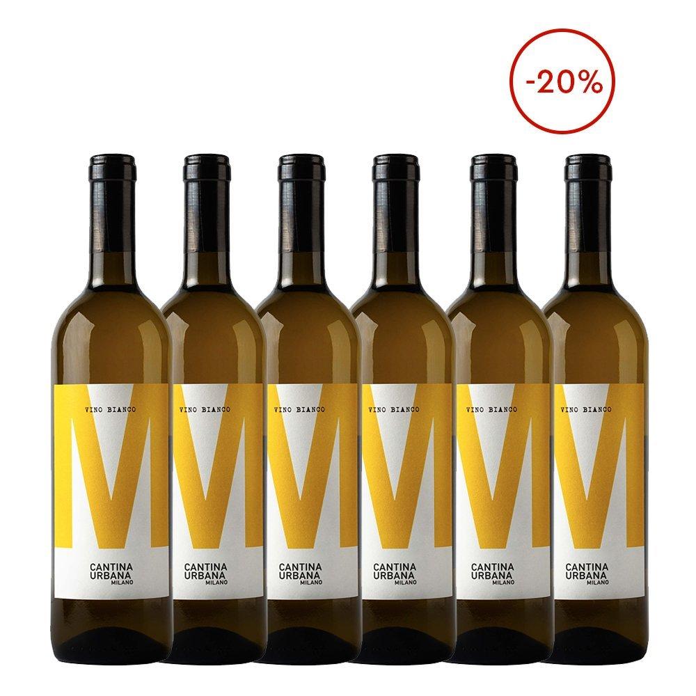 Milano Bianco (6 bottiglie)