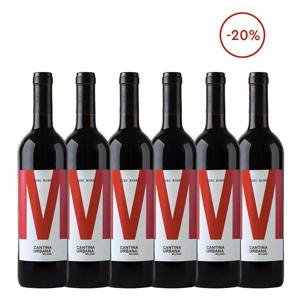 Milano Rosso (6 bottiglie)