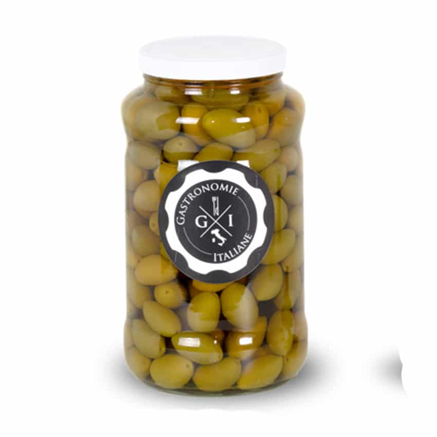Olive Bella di Cerignola Produttori Artigianali (150 gr)