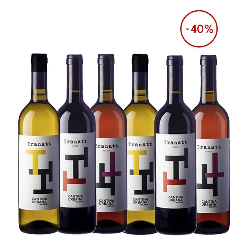 Tranatt (6 bottiglie a scelta)